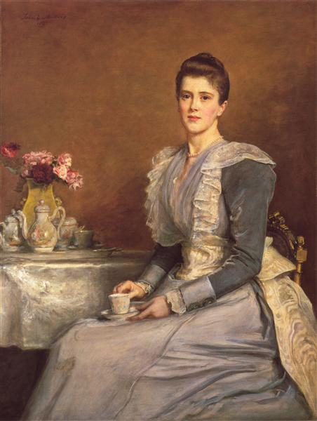 Mary Chamberlain, 1891 - John Everett Millais