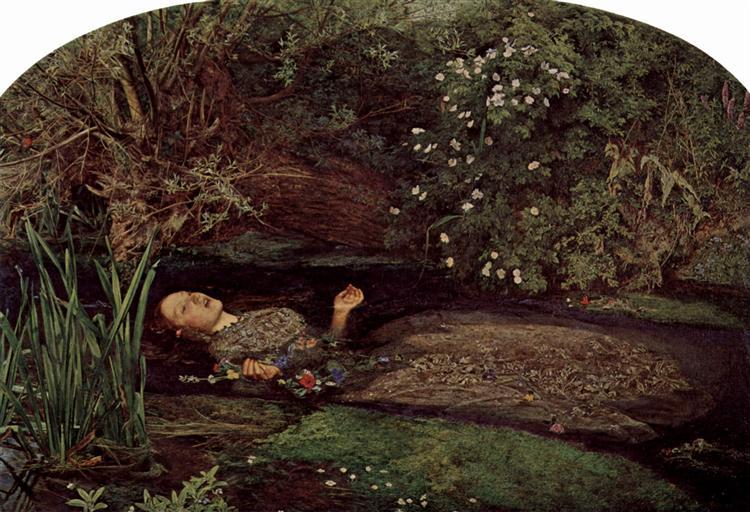 Ophelia - John Everett Millais