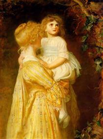 The Nest - John Everett Millais