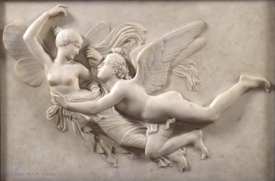 Cupid pursuing Psyche, 1843 - John Gibson