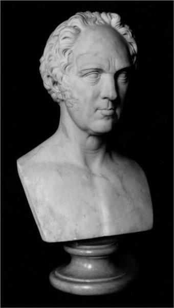 Walter Savage Landor, 1828 - Джон Гибсон
