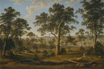 Launceston and the river Tamar - Джон Гловер