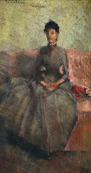 Mrs Guthrie, 1898 - John Lavery