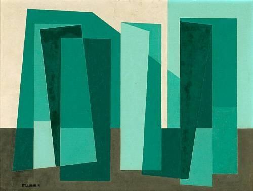 Untitled, 1947 - Джон Маклоглин
