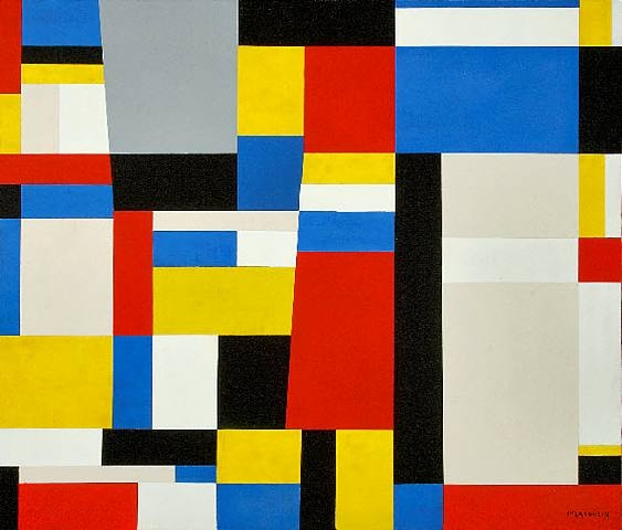 Untitled, 1948 - John McLaughlin