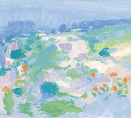 Algarve Landscape - Джон Миллер