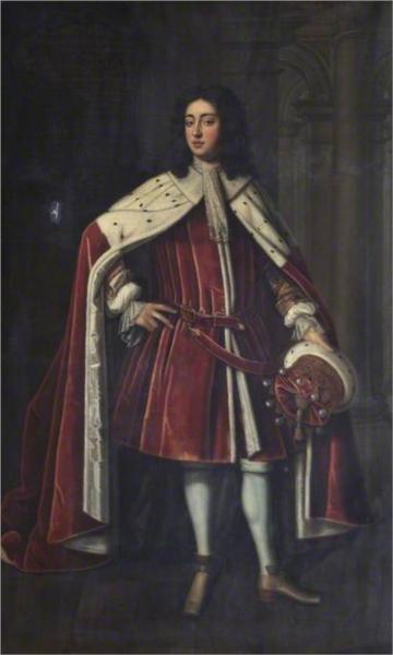 James Bertie, 1648 - John Riley