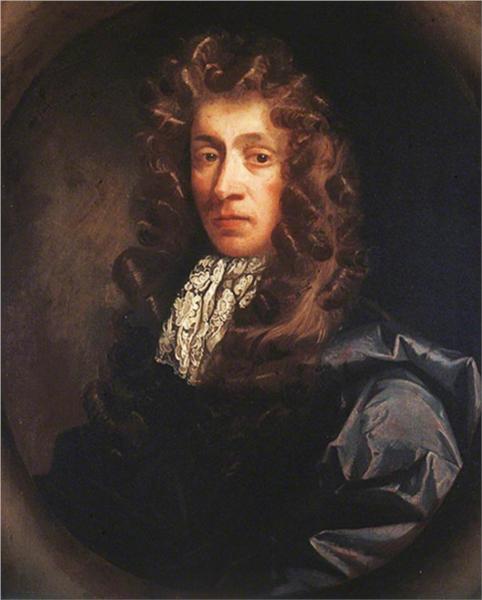 Portrait of a Man - John Riley