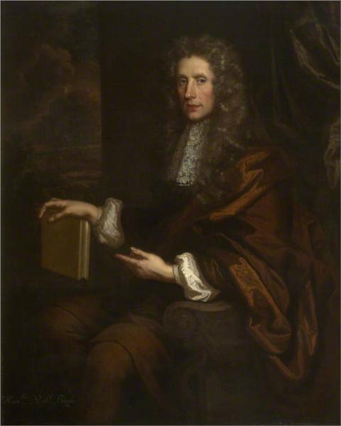 Robert Boyle, 1689 - John Riley