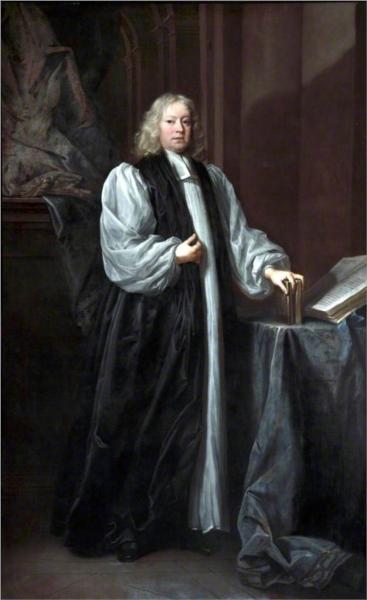 Thomas Sprat, 1687 - Джон Райли