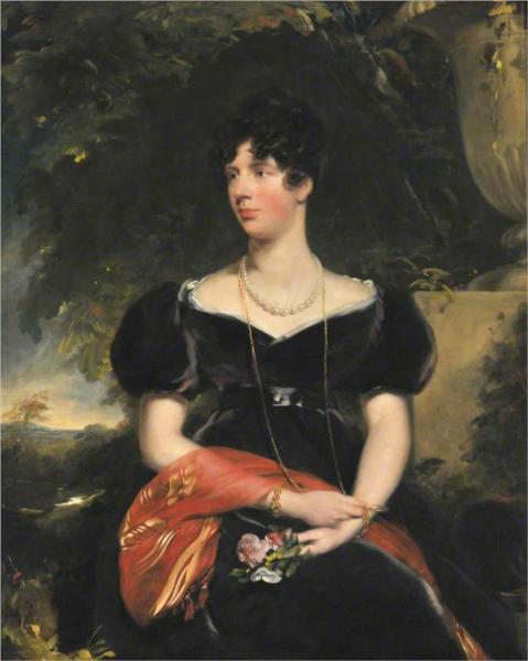 Elizabeth Sykes, Mrs Wilbraham Egerton - John Simpson