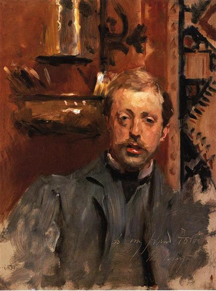 Charles Stuart Forbes, 1882 - 1883 - John Singer Sargent