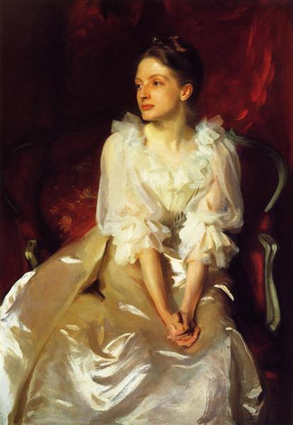 Helen Dunham, 1892 - John Singer Sargent