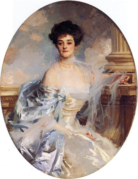 The Countess of Essex, 1906 - 1907 - John Singer Sargent
