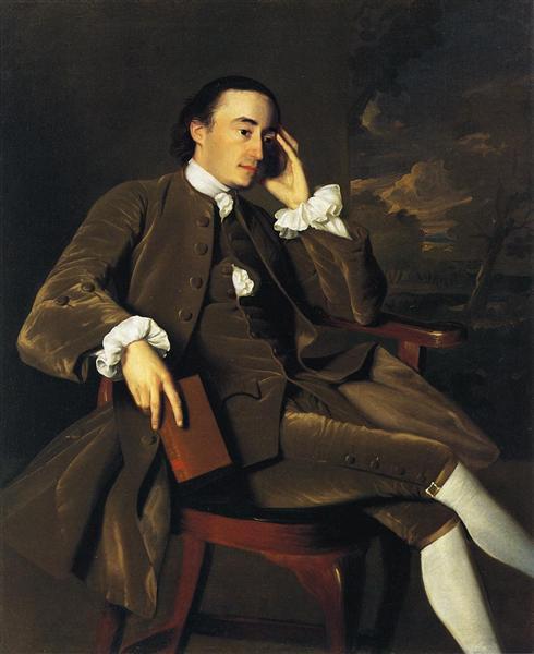 John Bours, 1763 - John Singleton Copley