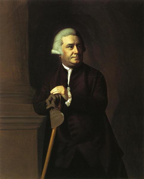 Thomas Amory II, c.1770 - c.1772 - John Singleton Copley