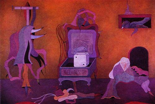 Ace des Tr..., 1967 - Jorge Camacho