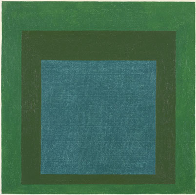 Homage to the Square, 1963