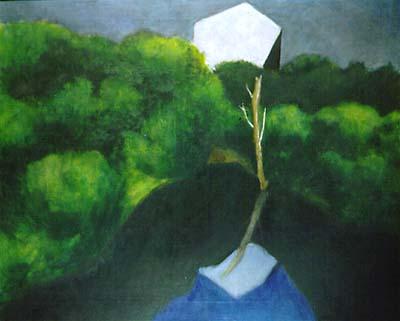A Pool - Josef Sima