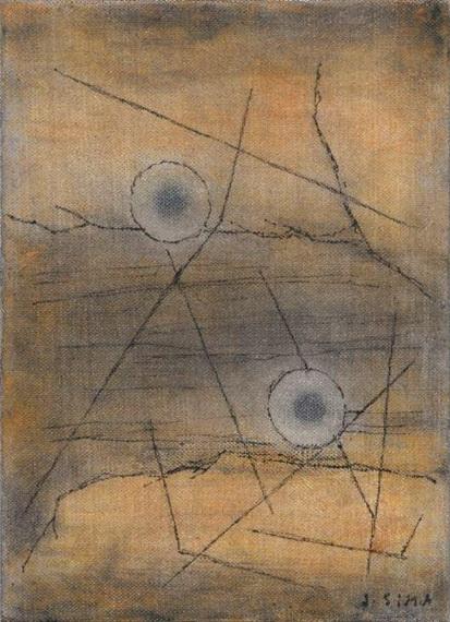 Composition - Josef Šíma
