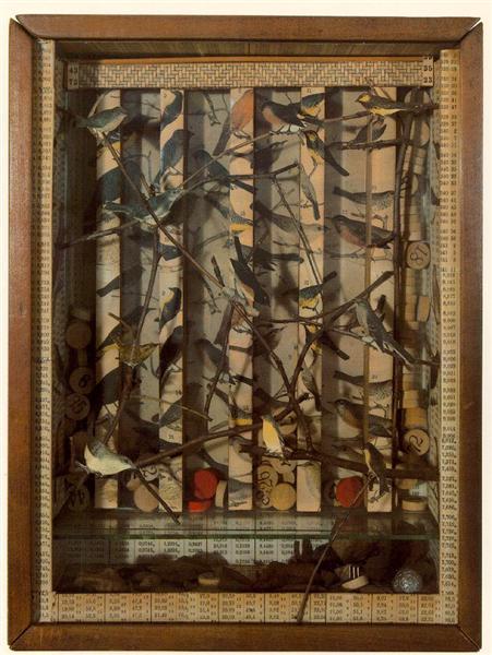 Untitled, 1942 - Joseph Cornell
