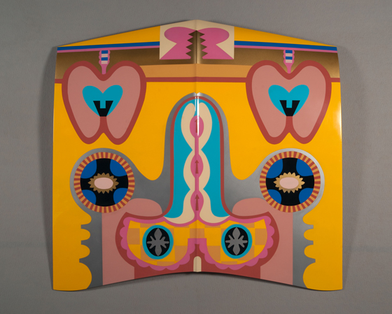 Bigamy Hood, 1965 - Judy Chicago