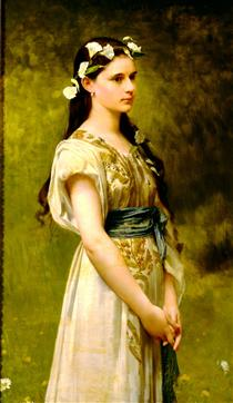 Jules Joseph Lefebvre - 14 artworks - WikiArt.org