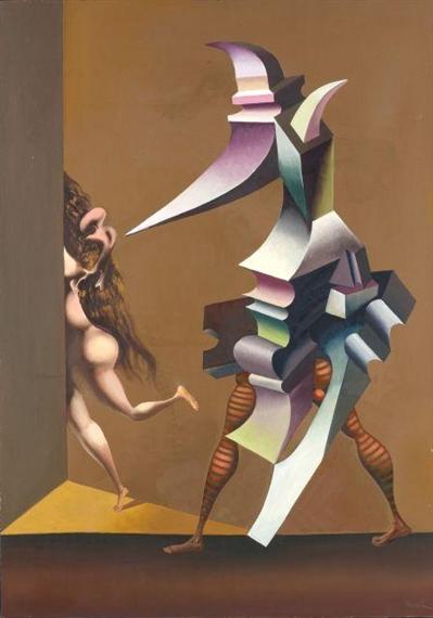 L'Ennemi artificiel, 1975 - Jules Perahim