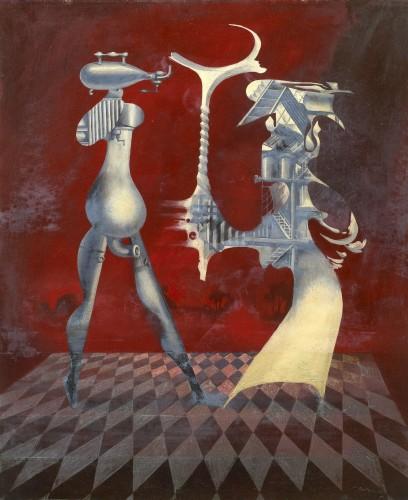 Rencontre mecanique, 1970 - Jules Perahim