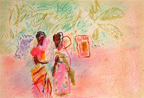 Cor de Goa - Julio Resende