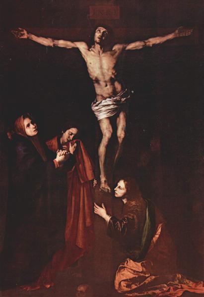 Crucifixion, c.1620 - Jusepe de Ribera