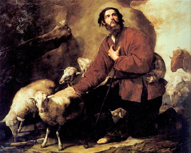 Jacob with the Flock of Laban - Ribera Jusepe de