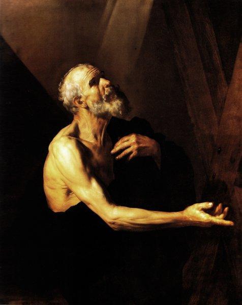 St. Andrew, c.1618 - Jusepe de Ribera