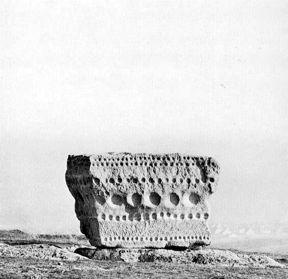 Stein für Josef Matthias Hauer, 1965 - Karl Prantl