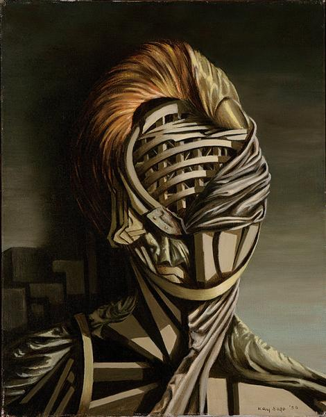 Small Portrait, 1950 - Kay Sage