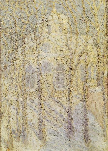 Church - Kazimir Malevich
