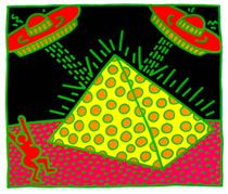 Untitled - Keith Haring