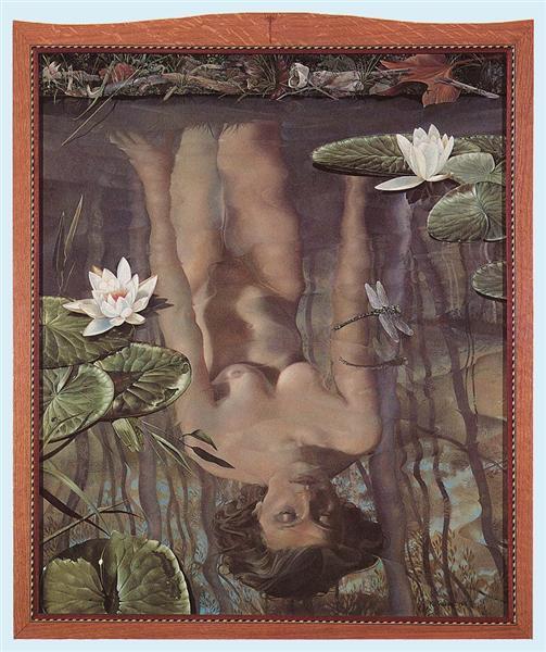 Reflection, 1979 - Kit Williams