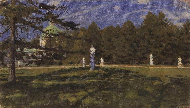 Oranienbaum, 1901 - Konstantin Somov