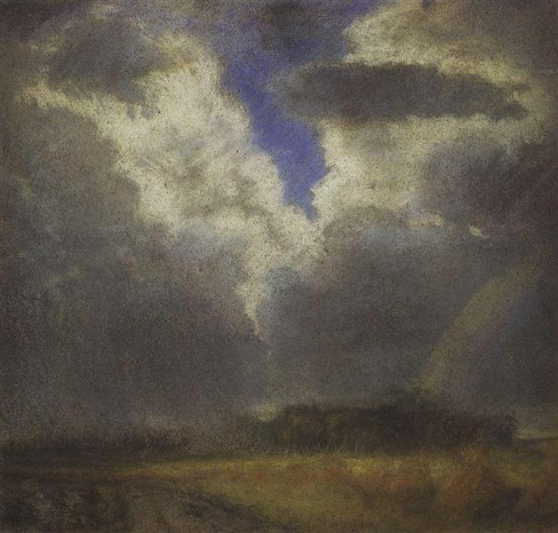 Rainbow 1, 1908 - Konstantin Somov