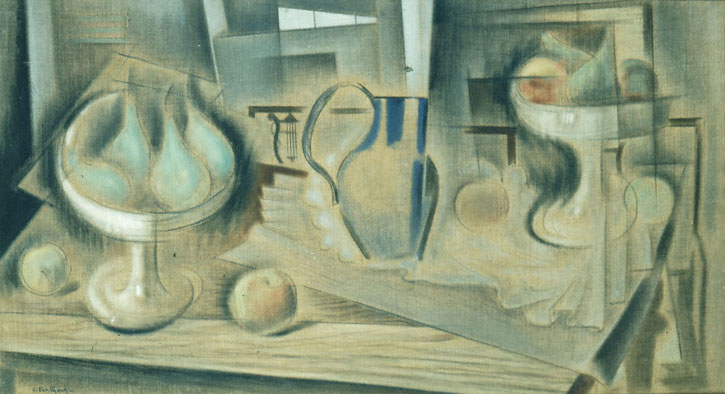 Still Life, c.1925 - c.1930 - Konstantinos Parthenis