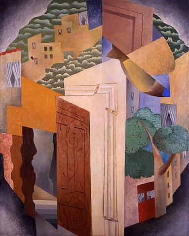 La ville, 1911 - Leopold Survage