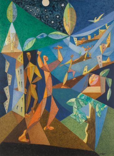 Untitled, 1953 - Leopold Survage