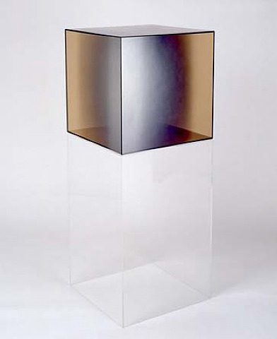 Cube #31 (Amber), 2005 - Ларрі Бел