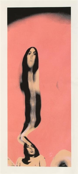 Nude, 1974 - Larry Bell