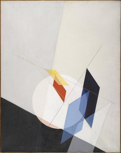 A 18, 1927 - Laszlo Moholy-Nagy