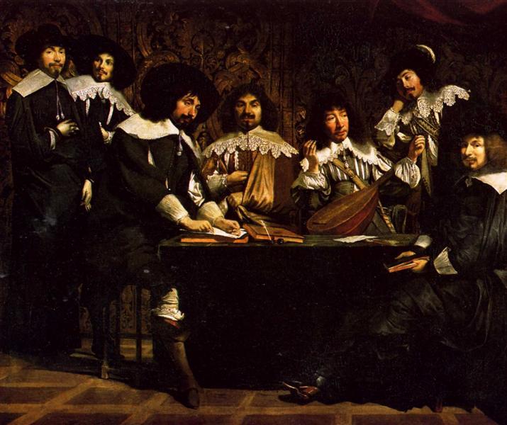The Academy: The Academy, C.1640