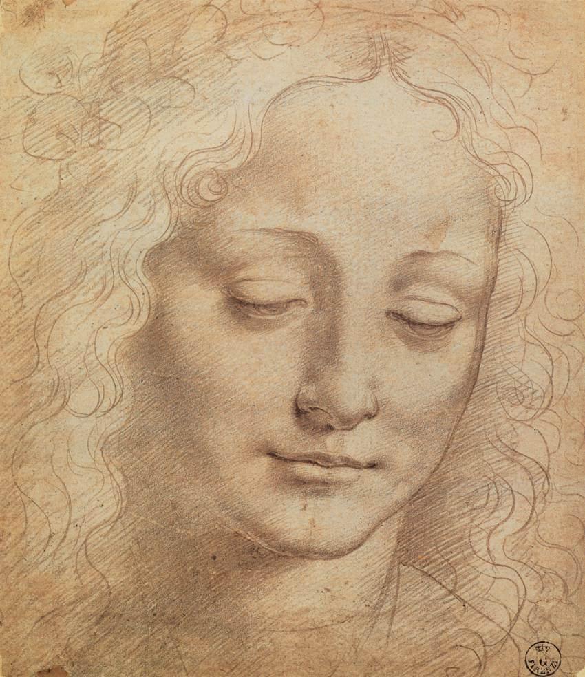 Leonardo da vici woman