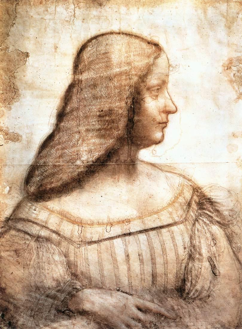 Isabella d'Este, 1500