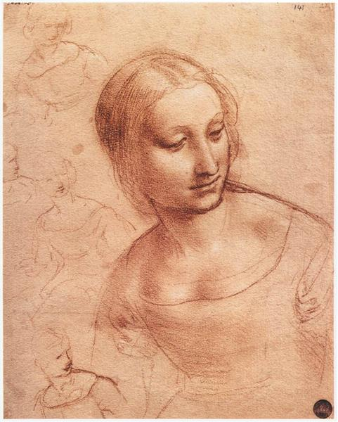the madonna of the yarnwinder The madonna of the yarnwinder is a painting by leonardo da vinci which was  uploaded on april 22nd, 2016 the painting may be purchased.